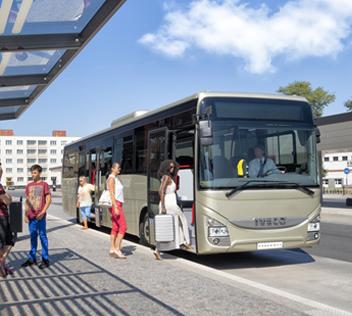Bus de transport en location ou en achat