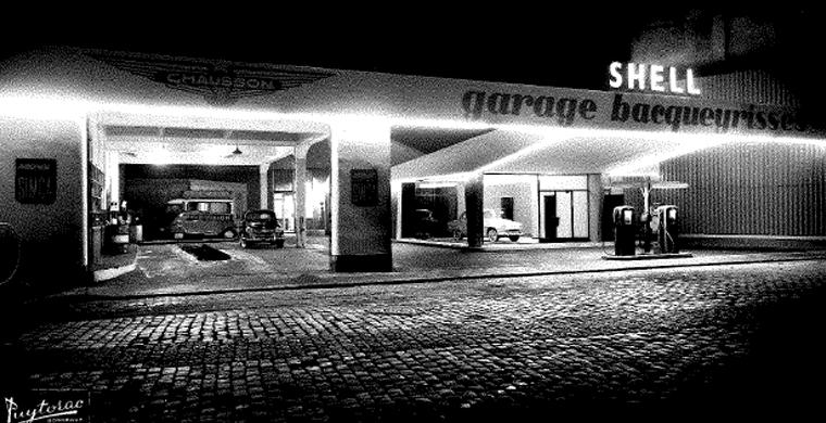 Garage Bacqueyrisses