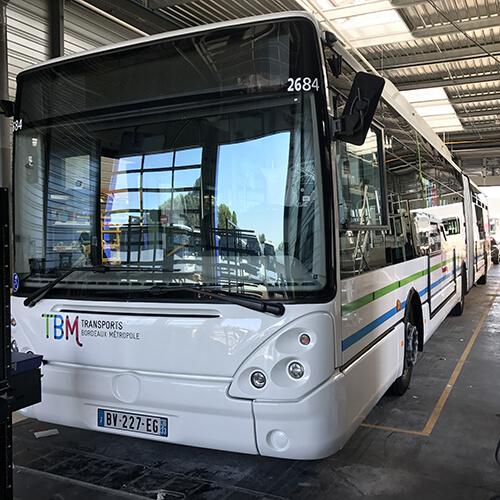Bus réparé